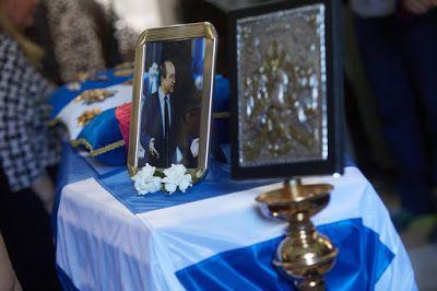 ΟΛΥΜΠΙΑΚΗ ΦΛΟΓΑ: Ντόρα Μπακογιάννη: Ψηλέ περήφανε πατέρα σήκω πάνω,...