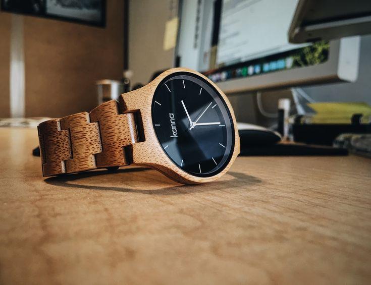 Denver:Ρολόι απο ….bamboo!