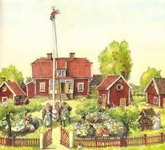 Image result for astrid lindgren's illustrator