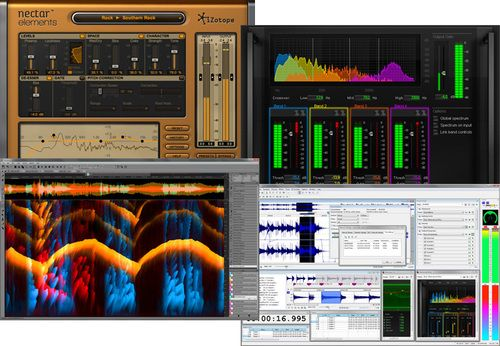 Magix Audio Master Suite 2.5 w/ Sound Forge Pro & SpectraLayers