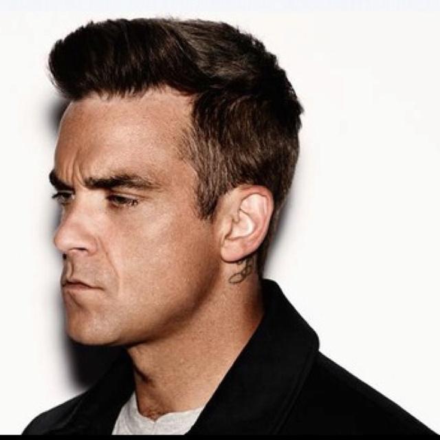 Robbie Williams. i love you