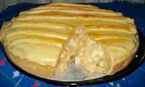 A Torta Cremosa de Palmito é deliciosa e muito versátil. Você pode fazê-la para as suas refeições e lanches e também em marmitas, para vender. A saída é gr