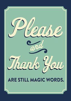 """say the magic word..."""
