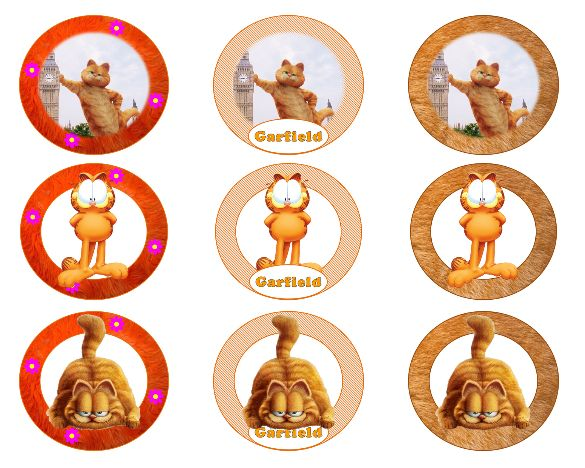 141 Best Garfield Printables Images On Pinterest
