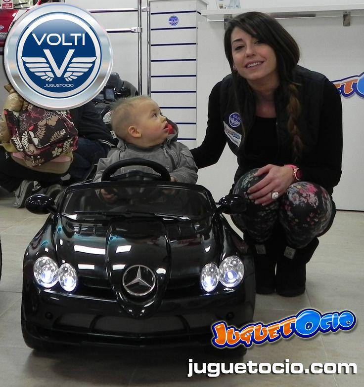 Coches eléctricos infantiles de venta en España en  www.volti.es