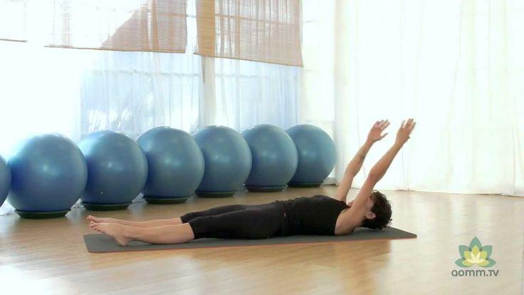 Pilates - Trabaja todo tu cuerpo con el método Pilates
