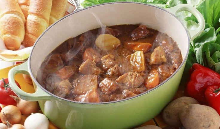Рецепты супов: айнтопф