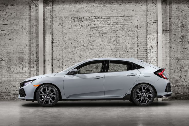 """The new Honda Civic 2017 combines European inspired looks with five-door versatility."""