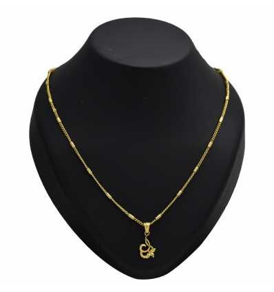 64 best pendants images on pinterest this stylish gold plated chain having leaf shape desgined pendant is the best option for your mozeypictures Image collections