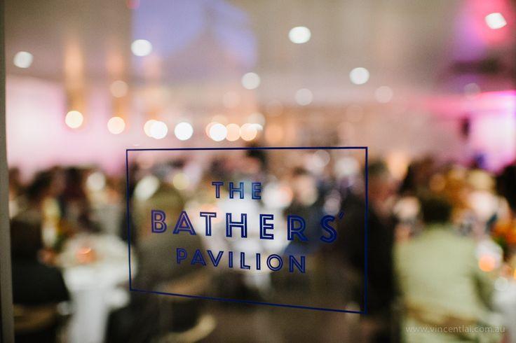 Bathers Pavilion Wedding Reception