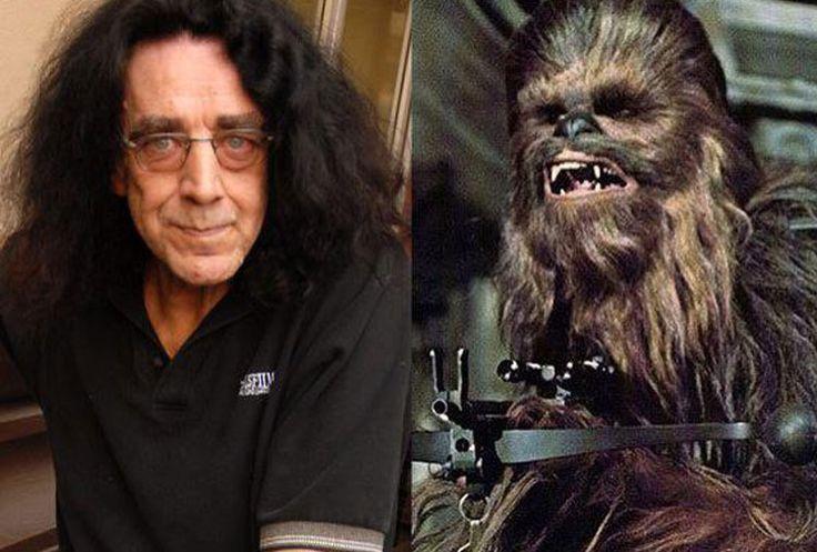 Peter Mayhew: Chewbacca