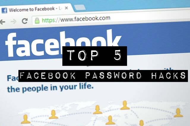 Here is the Top 5 Facebook Password Hacks someone can use to steal your personal credentials. Knowing how someone can steal your personal credentials, you will give a better understanding to the importance of the security tools.