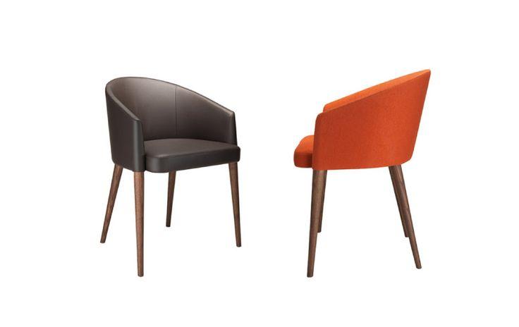 Jaia - chair | Design: Enrico Franzolini