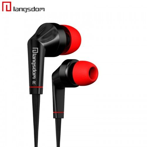 Original Brand Earphones Headphones With MIC 3.5MM Jack Stereo Bass For iphone Samsung Mobile Phone MP3 MP4 Laptop Accessories