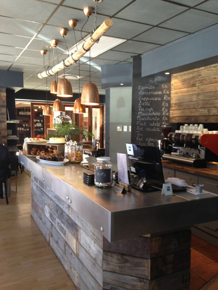 the Daily coffee café, Paarl - RMS installation