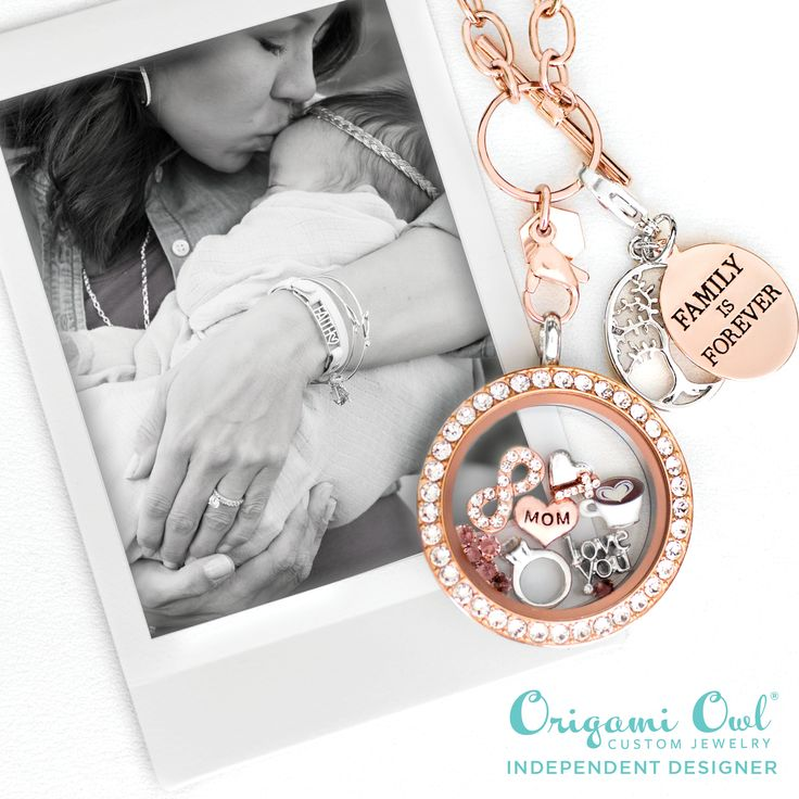Beautiful rose gold colored Living Locket and Origami Owl's new Famly is Forever dangle with a family tree. This is an absolute must have for everyone! Be sure to follow me on Facebook also at www.facebook.com/O2rlittle #LivingLocket #Spring #FamilyisForever