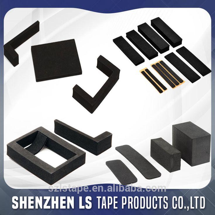 Custom Die Cut Neoprene Rubber Foam Pad