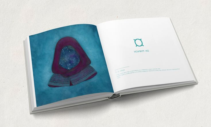 Runic Reading Illustrated Book