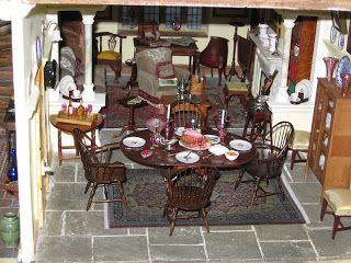 At the Philadelphia Miniaturia  fair in 1994, I discovered a Cornish range  by Neil Butcher  and bought it from Wayne and Sally Lasch ,...