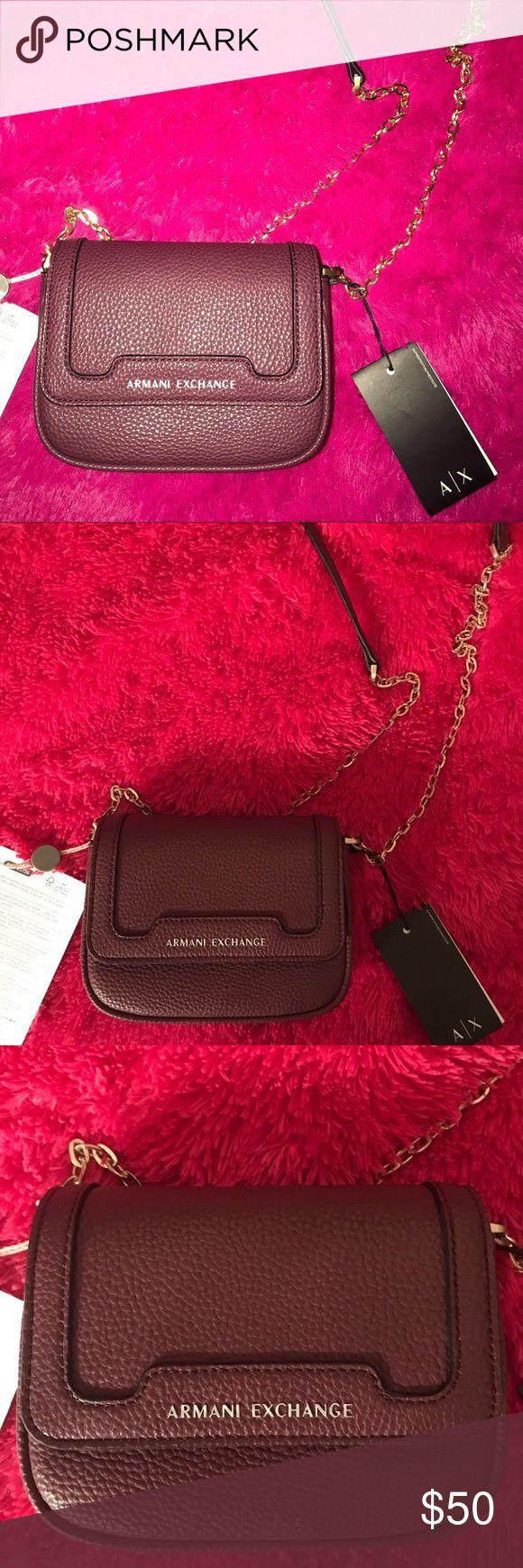 Armani exchange purse New Armani exchange purse Armani Exchange Bags Crossbody Bags