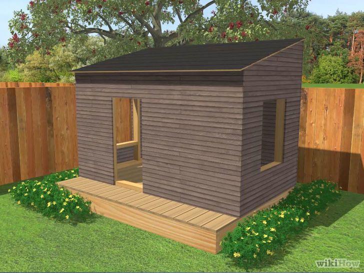 Les 25 meilleures id es de la cat gorie cabane de jardin for Taxe sur cabane de jardin