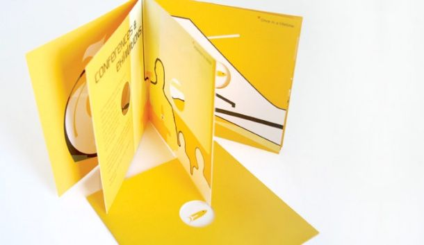 Die Cut Brochures 6