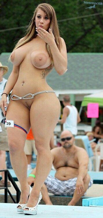 Show..luv it. lowrider bikini contest xxx bigass pathetic loser