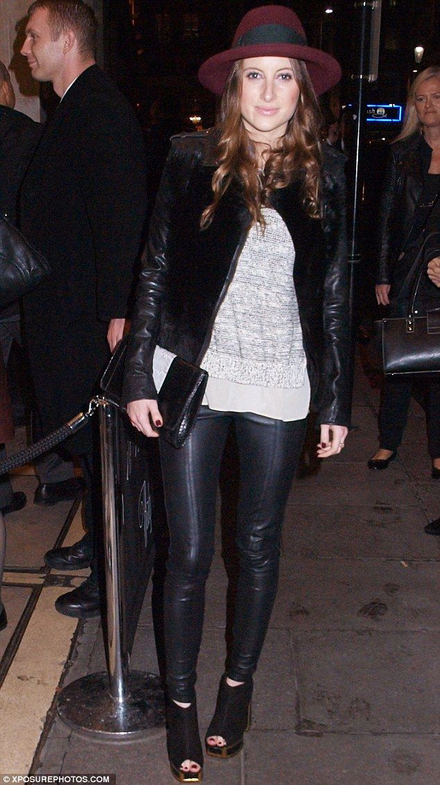 Rosie Fortescue wearing our Kat Maconie Velma Ankle Boots