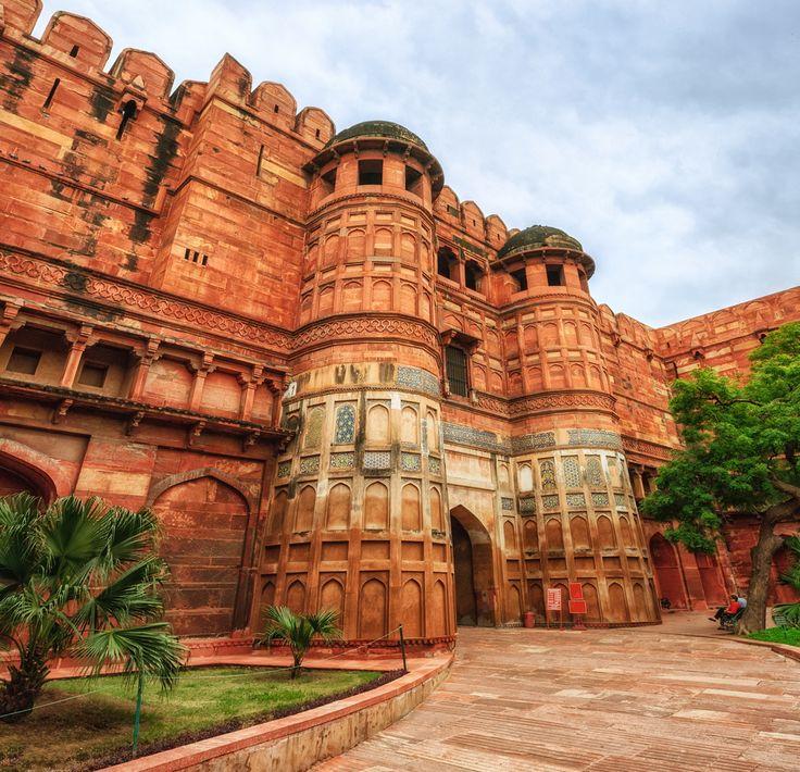 La magia de #Agra en #India