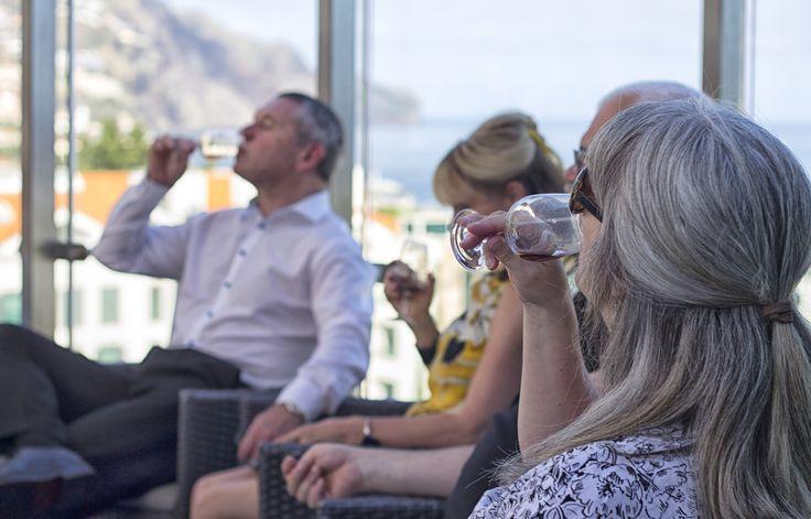 Madeira Wine Tasting - Hotel The Vine - Madeira Wine Blandy