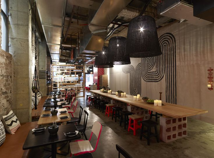 17 Best images about restaurante - bar - café on Pinterest - gewurz gartengestaltung im restaurant segev