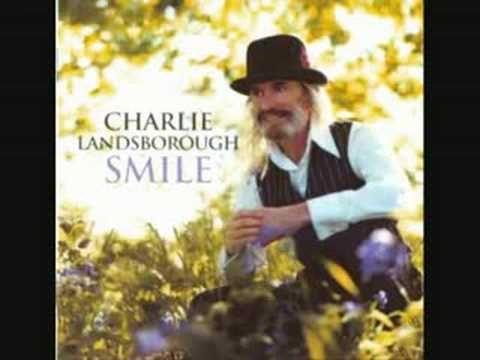 charlie landsborough- who can blame him