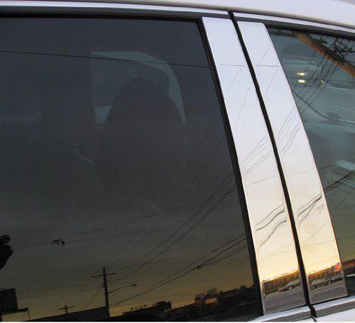 AUDI Q5 Q 5 Q-5 EXTERIOR STAINLESS STEEL CHROME PILLAR POSTS TRIM SET 2009 2010 2011 2012 2013 - http://shop.caraccessoriesonlinemarket.com/audi-q5-q-5-q-5-exterior-stainless-steel-chrome-pillar-posts-trim-set-2009-2010-2011-2012-2013/