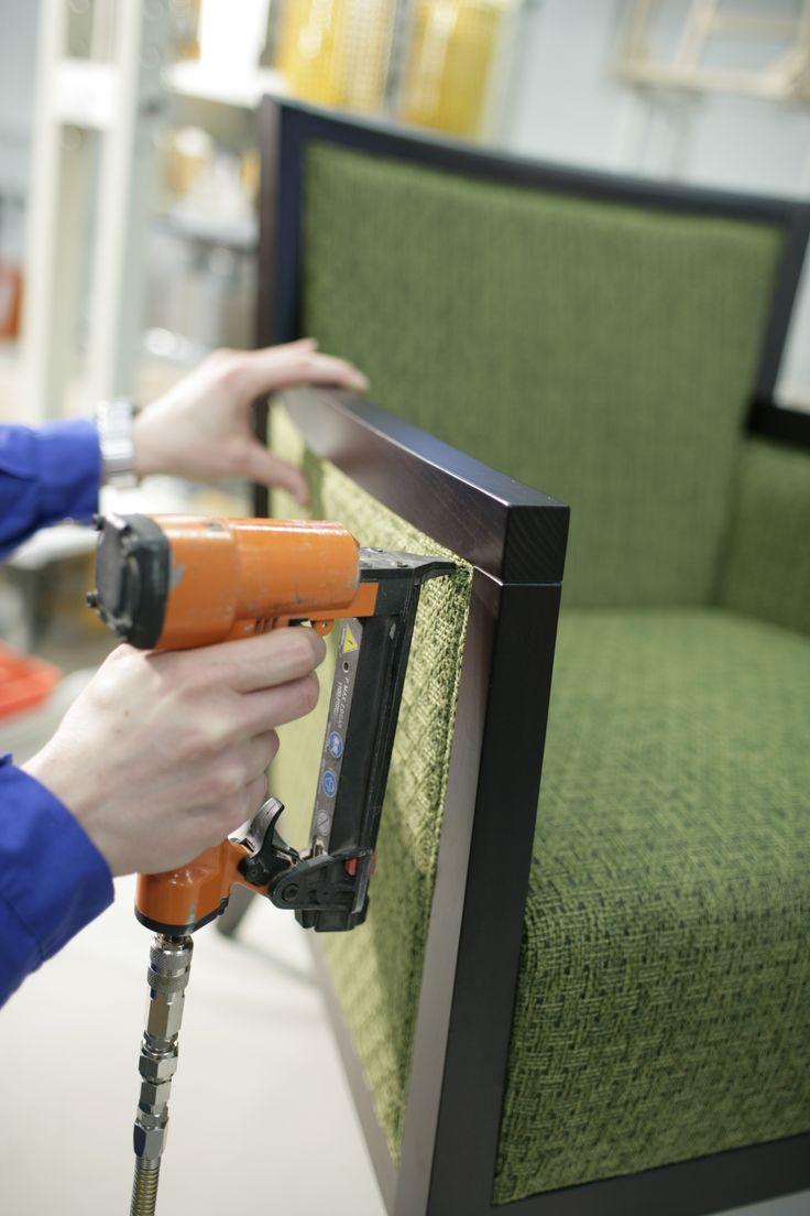 Upholstery, Cizeta