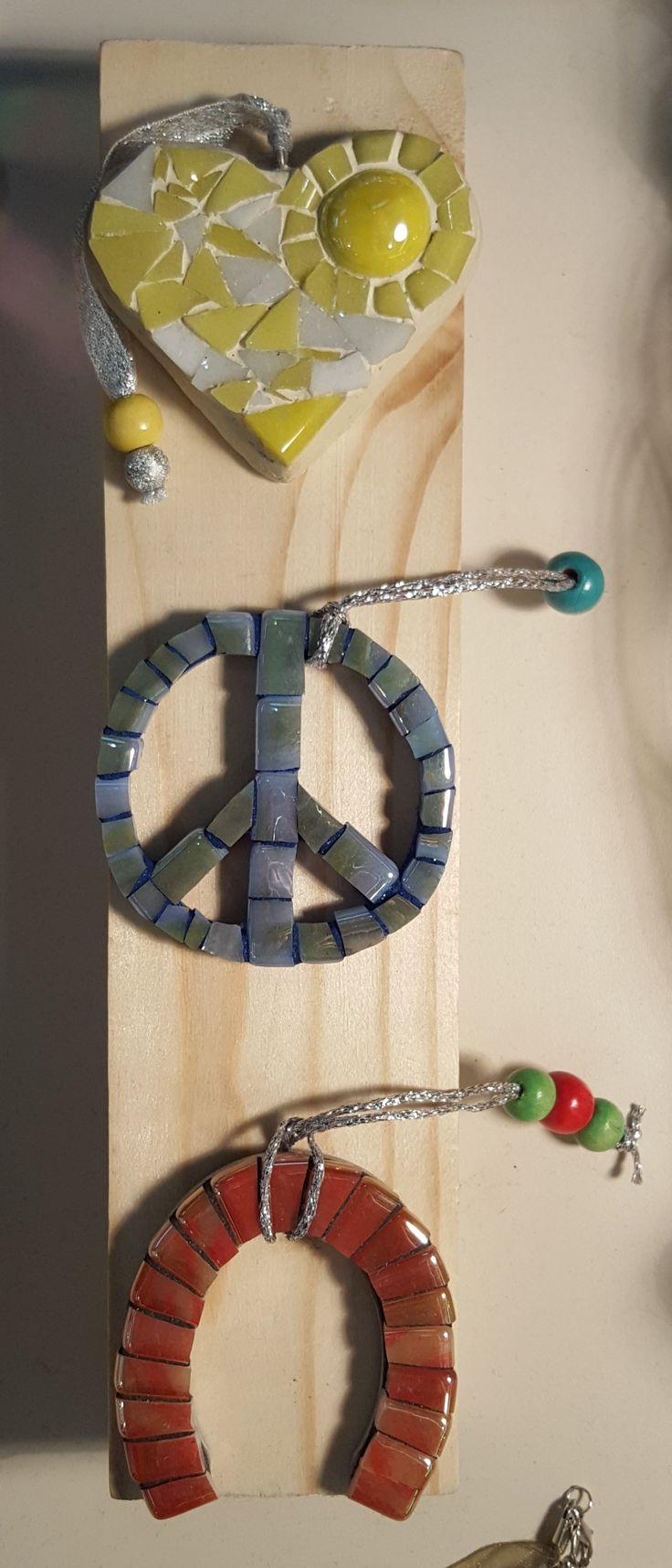 Decoration - mosaic glass