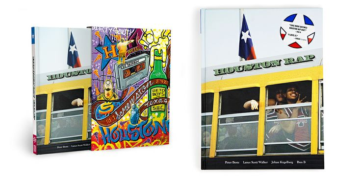 Houston Rap: The Book from Sinecure Books.