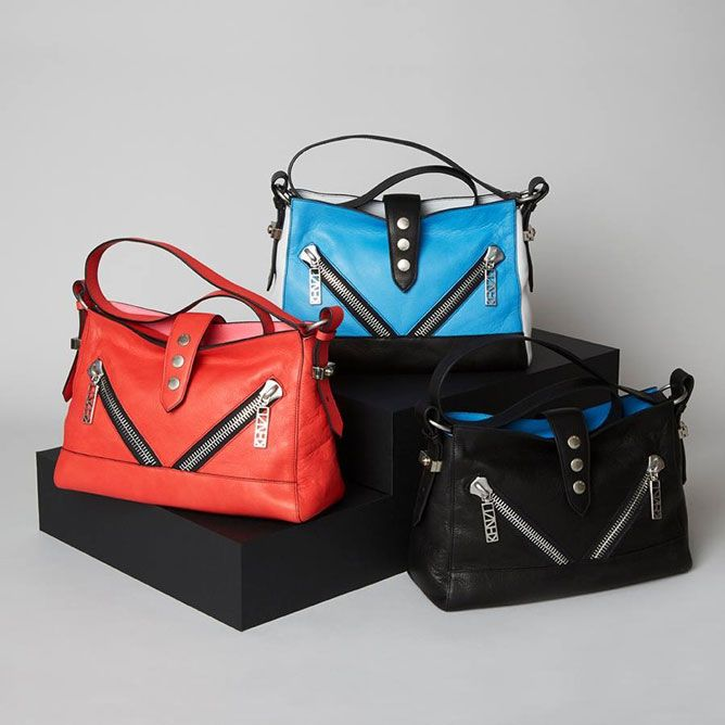 117 best Kenzo images on Pinterest | Kenzo, Bags and Fashion bags