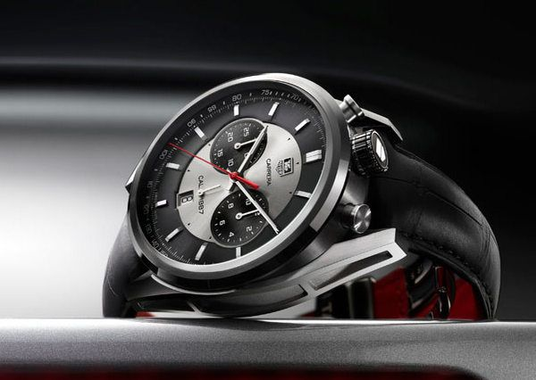 Baselworld 2013: Tag Heuer, the Jack Heuer Special Editions