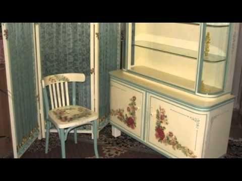 Нежная спальня в стиле прованс - Удачный проект - Интер - YouTube