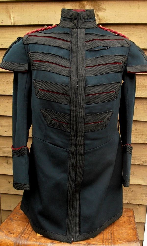 Royal Company of Archers - King's Body Guard for Scotland - Tunic - 1930s