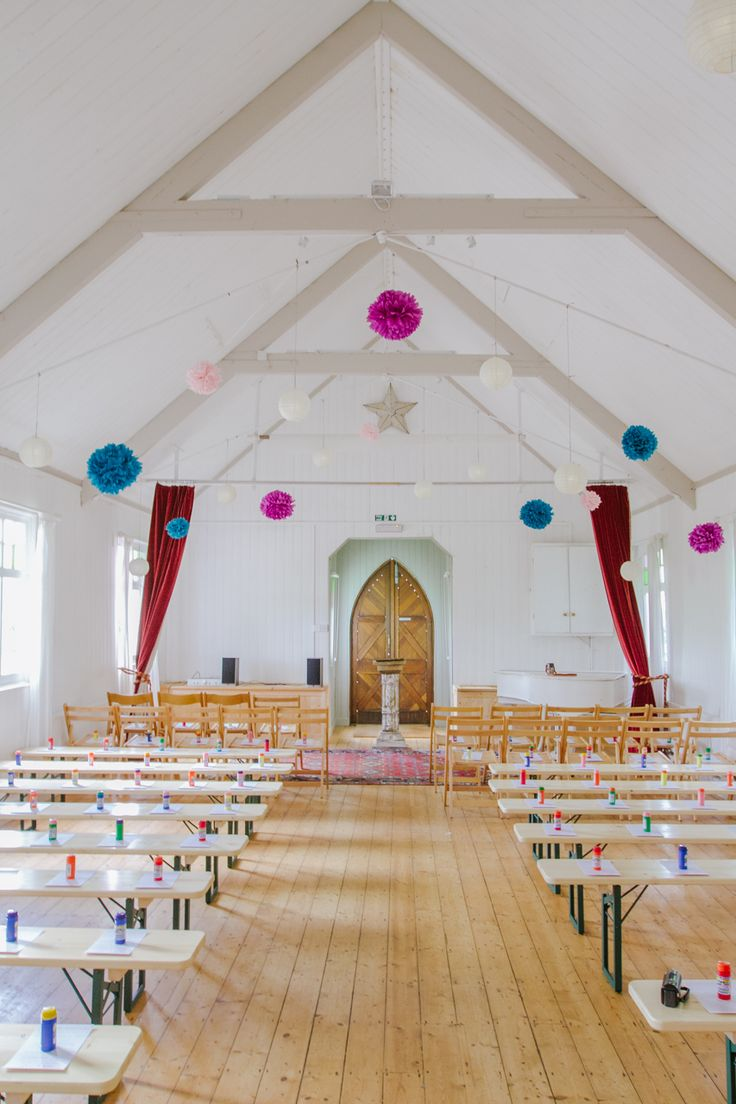 The gorgeously cute Tin Tabernacle. http://tintabernacle.com  Photo by Liz Wan Photography