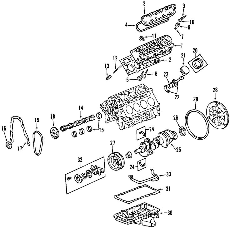 ls motor diagram
