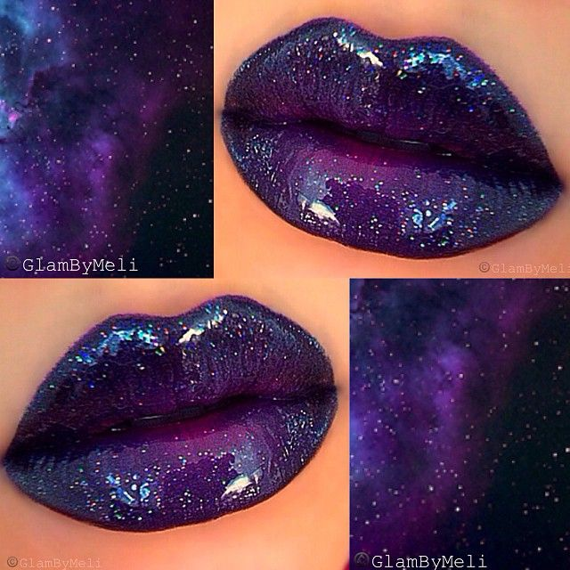 Galaxy lips