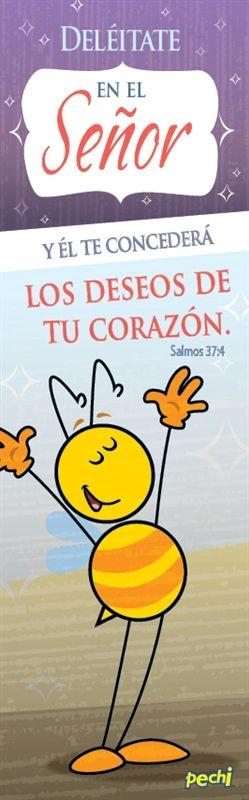 Salmos 37:4 Deléitate asimismo en Jehová, y él te concederá las peticiones de tu corazón. ♔