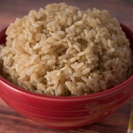 Pressure Cooker Brown Jasmine Rice – Dad Cooks Dinner