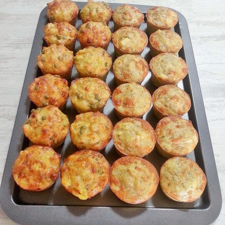 Tortilla en versión individual