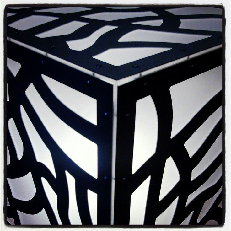 Big cube made in Florence-Italy Design: Valerio Salvadori