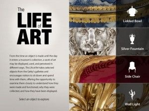 View a Sampling of The Getty Center's New Life of Art Exhibit on iPad