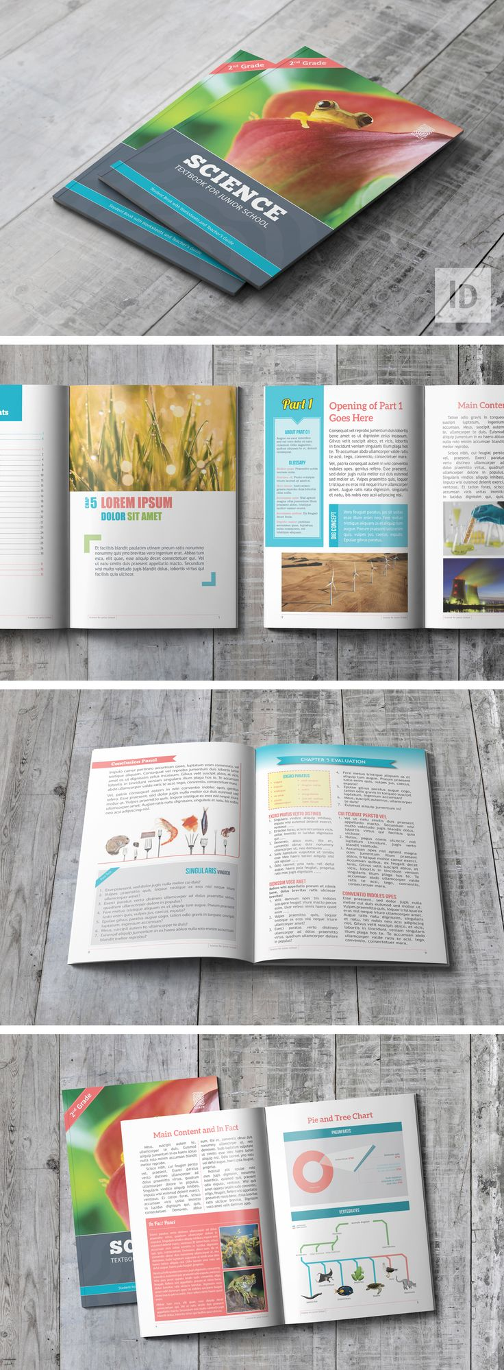 Textbook Template by fisihsani. Use our link below to buy. It won't cost you extra, and we'll earn some money --> https://crmrkt.com/12rk1