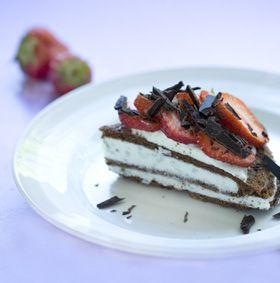 En skøn, kold dessert fra Familie Journals Slankeklub